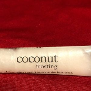 Coconut frosting lipgloss